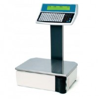 Bilancia elettronica da banco Mod. L3P 212 - Portata 12 kg - Div. 2 g