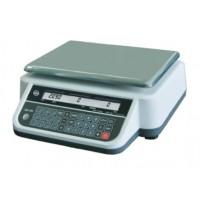 Bilancia elettronica da banco Mod. DS 781 B - Portata 6/15 kg - Div. 2/5 g