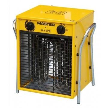 Generatore d'aria calda elettrico con ventilatore - Potenza Max 9 kW