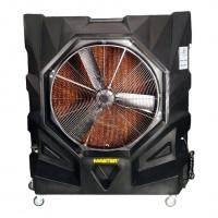 Raffrescatore portatile evaporativo ad acqua - Portata d'aria 20.000 m3/h