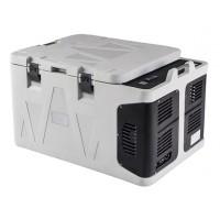 Contenitore refrigerato, frigorifero portatile (-18°/+10°C) Capacità 162 Lt.