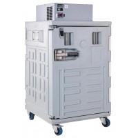 Contenitore refrigerato, zaino frigo tetto ventilato (-18°/+10°C) Capacità 370 Lt.