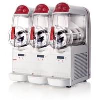 Granitore elettronico 3 vasche, capacità 6+6+6 litri