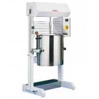 Cuocicrema in acciaio inox 30 Lt. / 2 Velocità