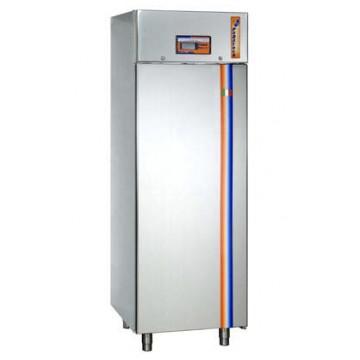 Armadio refrigerato di Fermalievitazione in acciaio inox per Panificazione - 1 PORTA - 740x825x2080h mm