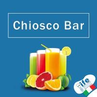 Attrezzatura completa per apertura Chiosco Bar
