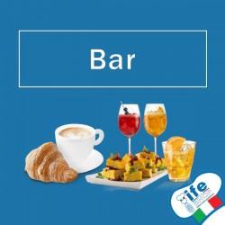 Attrezzatura completa per apertura Bar