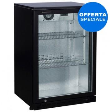Espositore Back Bar refrigerato per bibite 1 Porta (+2/+8°C) 138 Lt