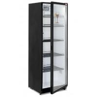 Espositore verticale a refrigerazione ventilata per vino con porta reversibile 310 Lt