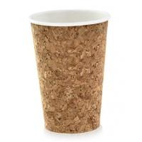 Bicchiere in cartone e sughero da 470 ml (200 pcs)