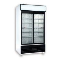 Espositore verticale refrigerato