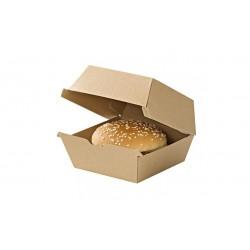 Scatola maxi burger cartone kraft (250 pcs)