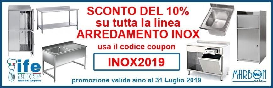 Arredamento Inox