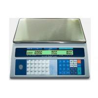 Bilancia elettronica da banco Mod. L42 - Portata 6/15 kg - Div. 2/5 g