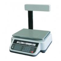 Bilancia elettronica da banco Mod. DS 781 P - Portata 6/15 kg - Div. 2/5 g