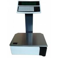 Bilancia elettronica da banco Mod. L3P 530 - Portata 30 kg - Div. 5 g