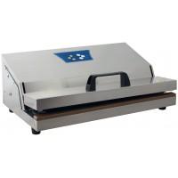 Macchina sottovuoto in acciaio inox - Barra saldante 430 mm