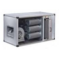 Gruppo di filtrazione e deodorizzazione aria monofase direttamente accoppiata