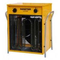 Generatore d'aria calda elettrico con ventilatore