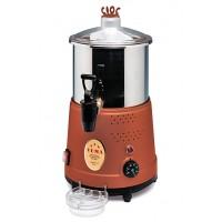 Cioccolatiera professionale a cottura con contenitore in acciaio inox da 5 litri