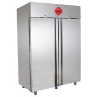 Armadio frigorifero in acciaio inox a refrigerazione ventilata - 2 Porte