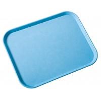 Vassoio in poliestere di dimensioni 456x356 mm (20 Pezzi) con superficie antiscivolo