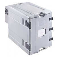 Contenitore frigorifero mobile, zaino frigo dorso, statico (0°/+10°C) Capacità 90 Lt.
