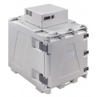 Contenitore frigorifero mobile, zaino frigo tetto, statico (0°/+10°C) Capacità 148 Lt.