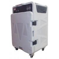 Contenitore frigorifero mobile, apertura frontale (0°/+10°C) Capacità 162 Lt.