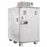 Contenitore refrigerato, zaino frigo tetto, ventilato, con piedi (0°/+10°C) Capacità 1300 Lt.