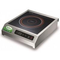 Piano ad Induzione Touch Control. Potenza 1,8 Kw (2,4 Hp)