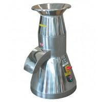 Macinapane in acciaio inox. Produzione 200 Kg/h