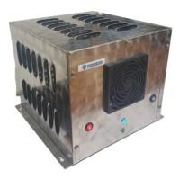 AIRCARE-BOX sistema di sanificazione in acciaio inox