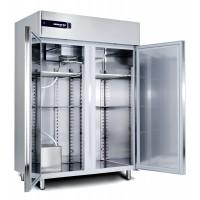 Armadio refrigerato in acciaio inox