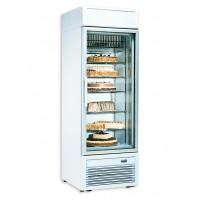 Espositore verticale a refrigerazione ventilata