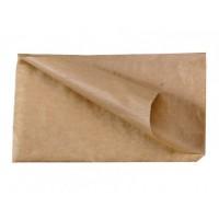 Sacchetto carta kraft aperto due lati