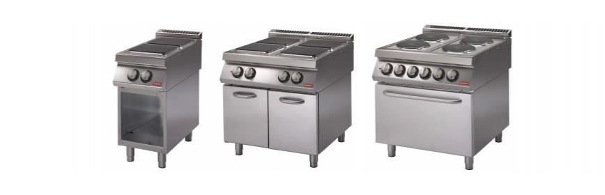 Cucine elettriche Prof. 700