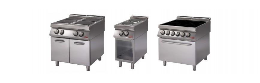 Cucine elettriche Prof. 900
