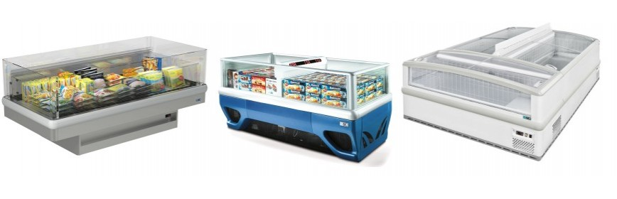 Isole refrigerate