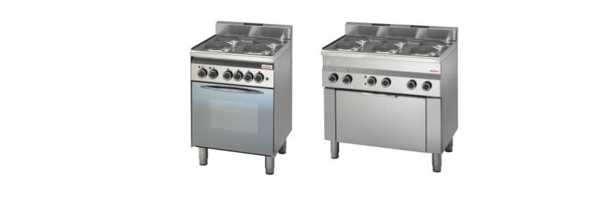 Cucine elettriche Prof. 600