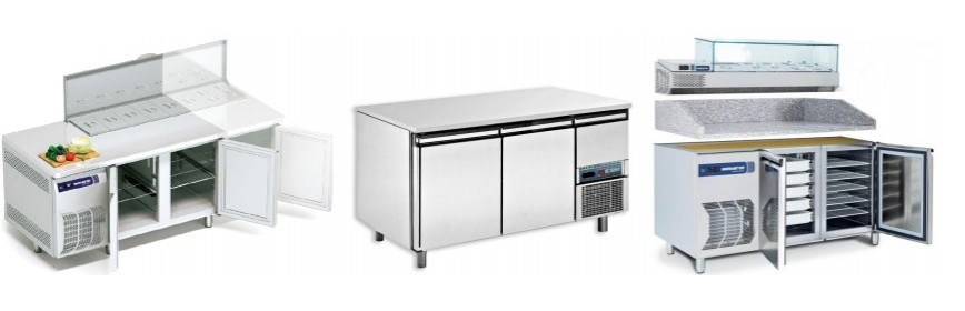 Tavoli refrigerati